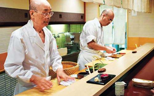 """""""Triết lý Sushi"""" của ông chủ nhà hàng nổi tiếng khắp Nhật Bản"""