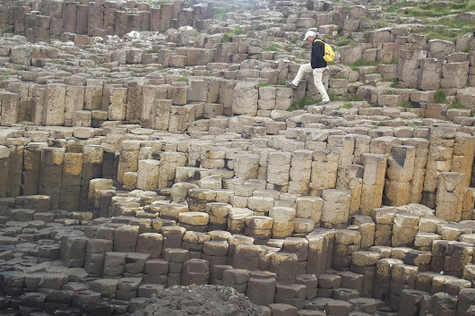 Snapshot on the Road: Giant's Causeway, Northern Ireland