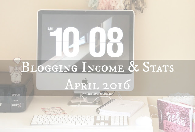 blogging income and stats April 2016 header photo mac computer bloggers office