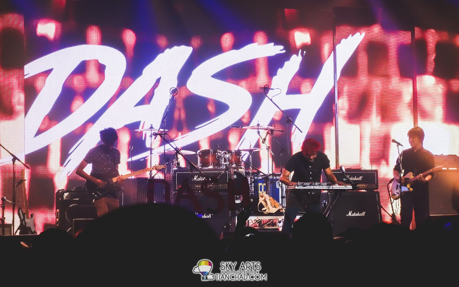 DASH @ Guinness Amplify Music Made of More | KL LIVE