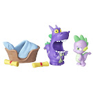 My Little Pony Nightmare Night Small Story Pack Spike Friendship is Magic Collection Pony