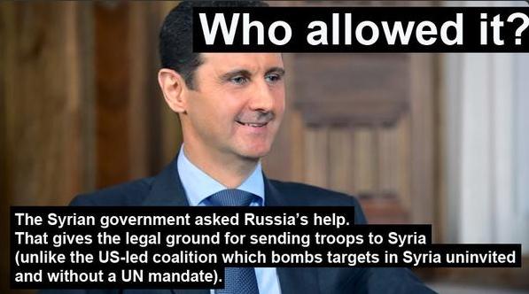 ryssland i syrien