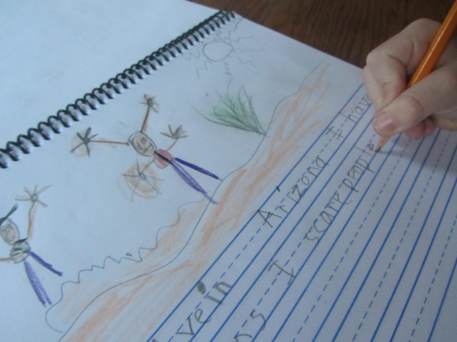 5 Fun Creative Writing Activities
