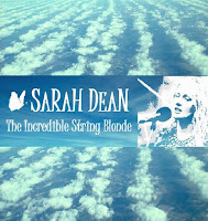 Sarah Dean The Incredible String Blonde Blue