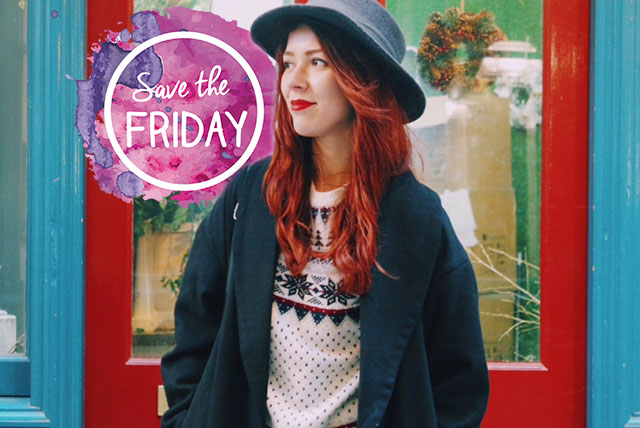 save the friday, christmas, outfits, ootd, london, londres, jacquard, ugly christmas sweater, leadenhall market, blog,