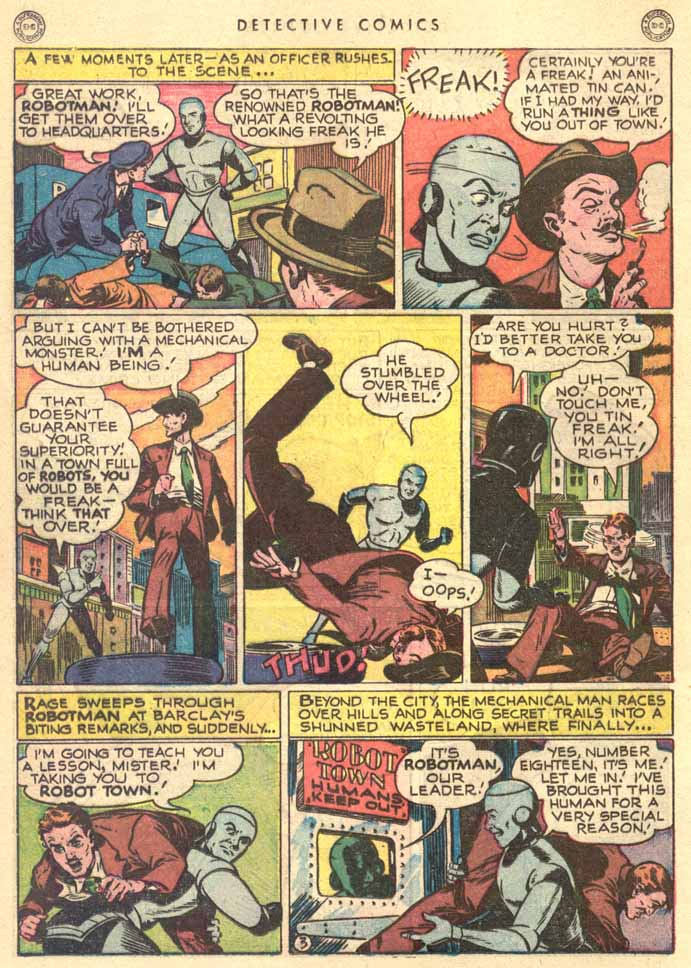 Read online Detective Comics (1937) comic -  Issue #147 - 29