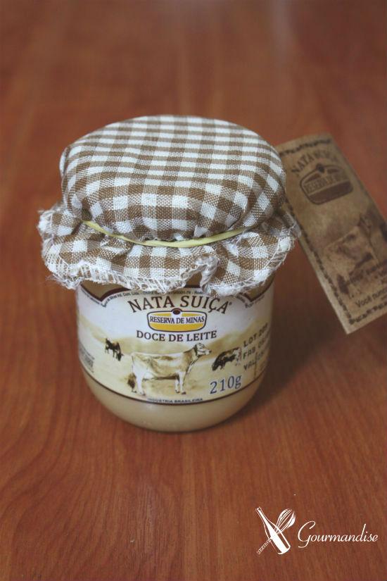 Doce de leite Nata Suíça