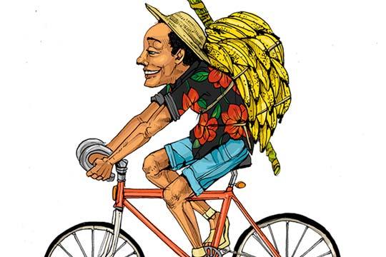 EnBiciArte. Bicicletos de Sako Asko