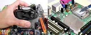 Cara Memasang CPU Cooler