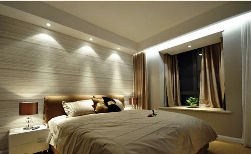down-lighting-kamar-tidur-rumah-interior-lampung