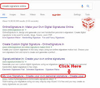how to make digital signature online free