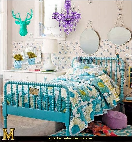 fun and funky cute and colorful chic and trendy decorating ideas