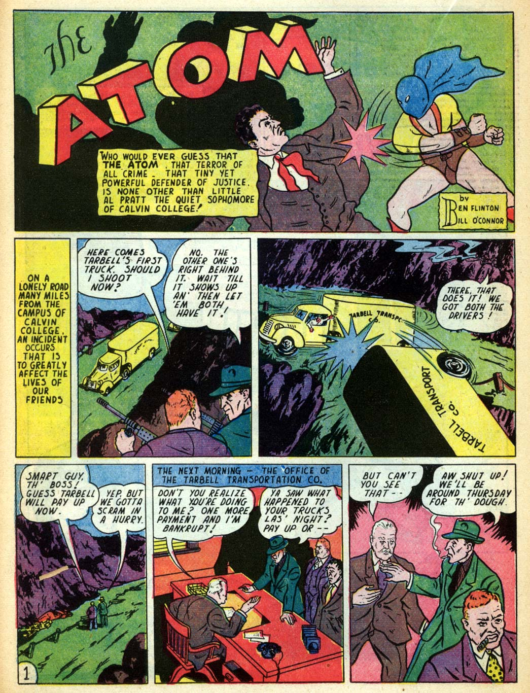 Read online All-American Comics (1939) comic -  Issue #22 - 30