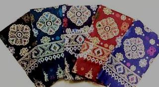 Sourvenier wajib dari Sarawak, Kain batik Sarawak, Batik Sarawak