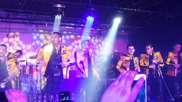 Banda MS en Mexico DF 02/12/2017