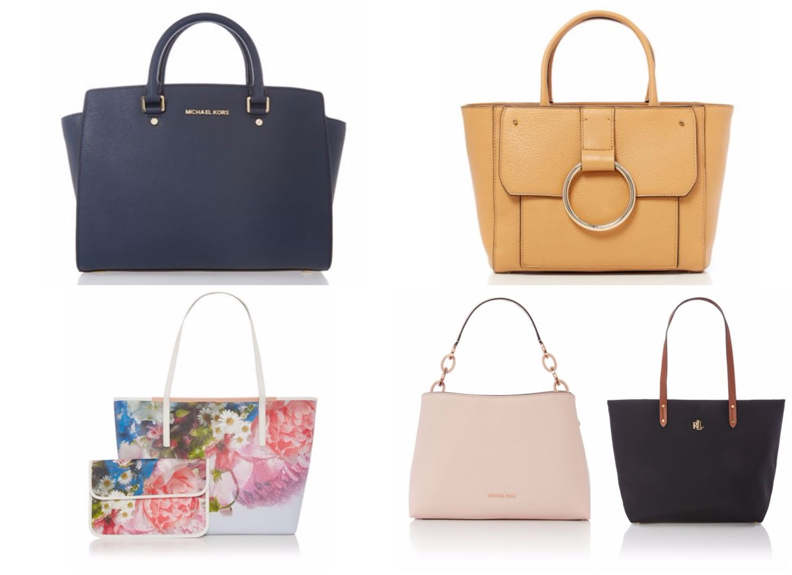 Top 5 Tote Bags From House Of Fraser