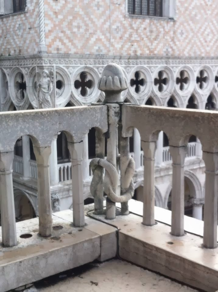 particolare - Guia de turismo em Veneza