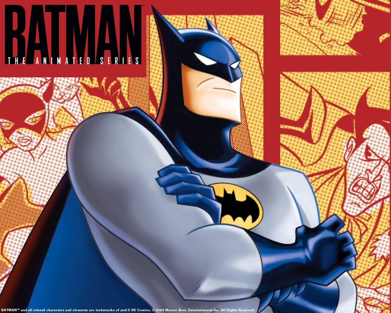 Serie Animada Latino Descargar Mega Batman The Animated Series