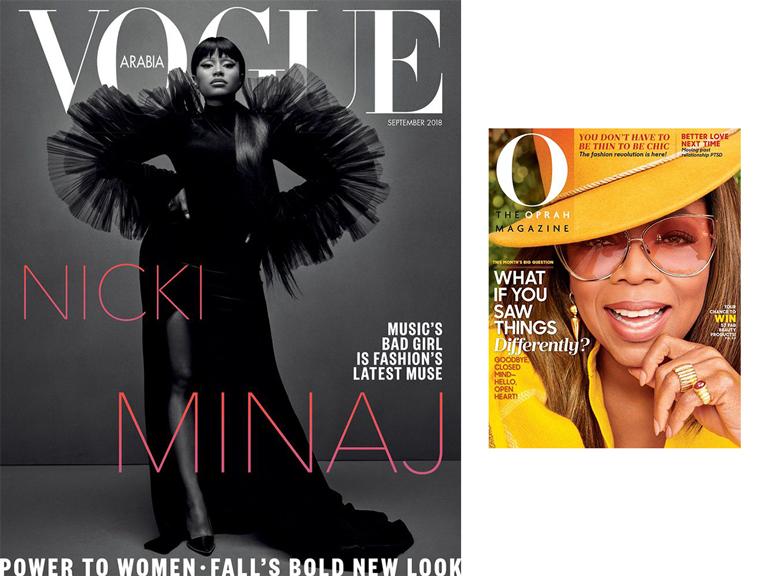 September 2018 Magazines
