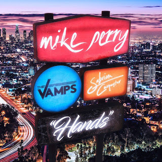 terjemahan lirik lagu mike perry ft the vamps hands