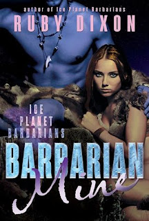 Barbarian Mine by Ruby Dixon