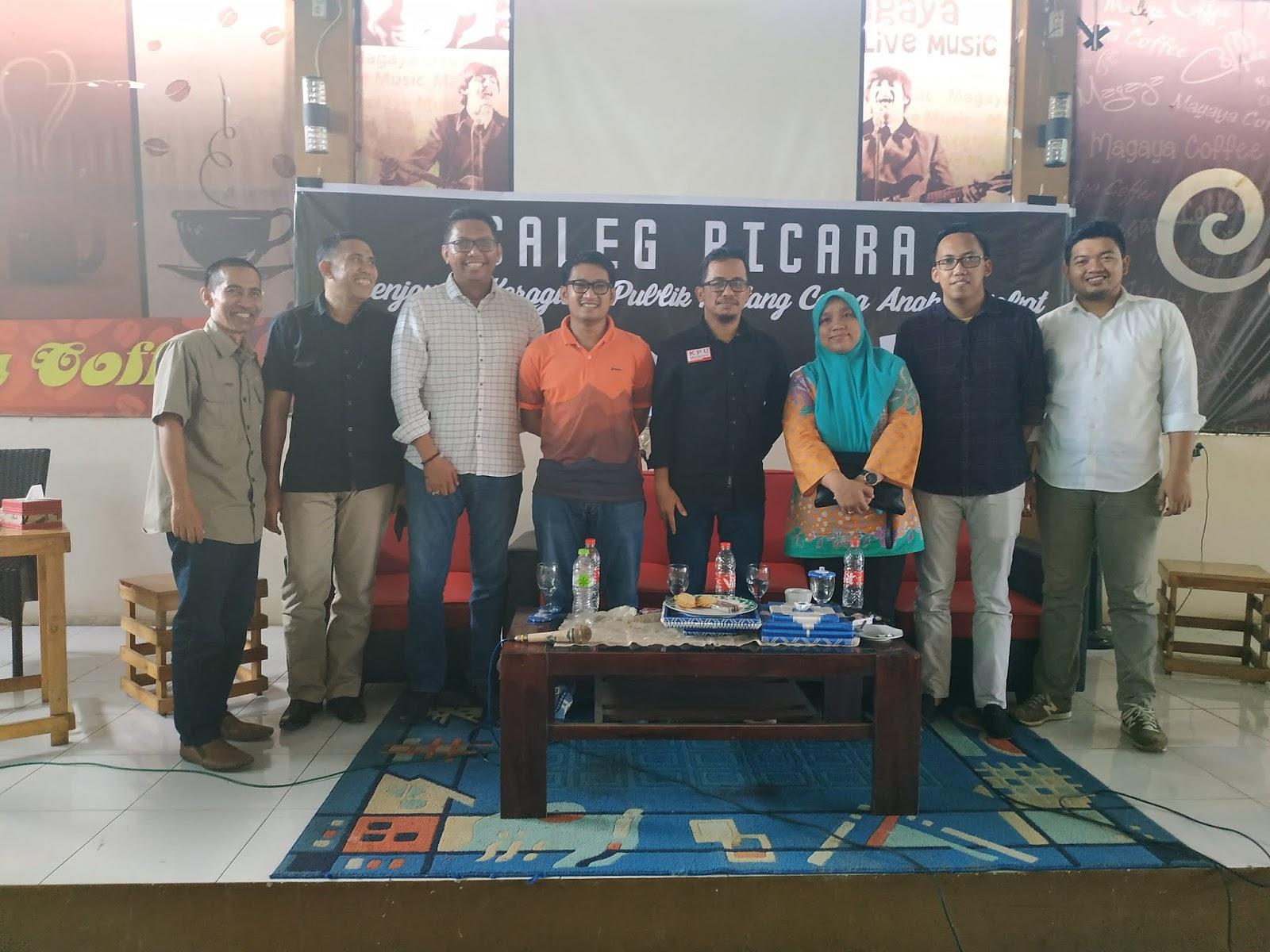 Diskusi Publik Jawab Keraguan Caleg Anak Pejabat, Ini Tanggapan Bawaslu, KPU dan Mantan Ketua KPU Bone serta Caleg DPR RI