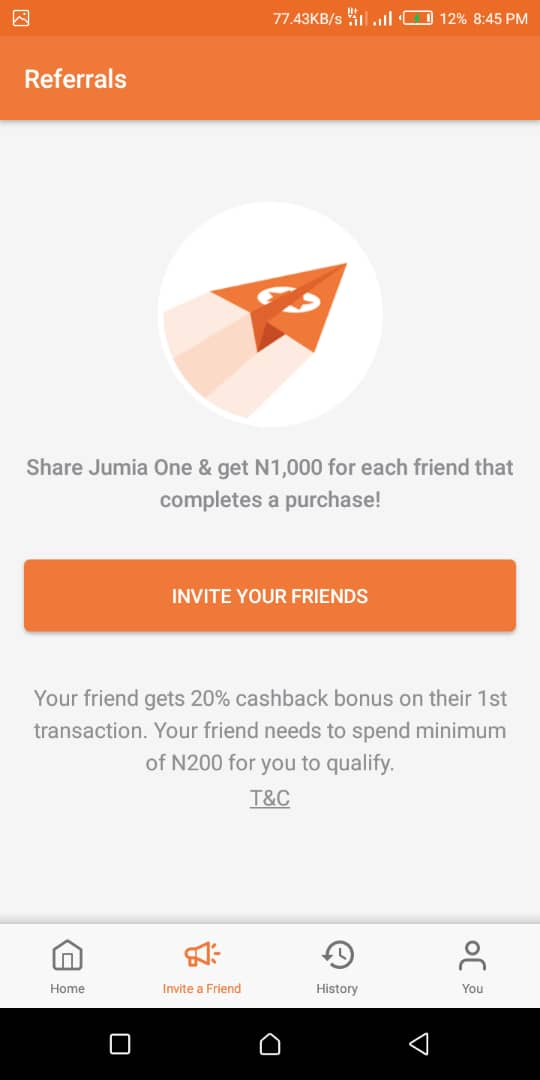 BALLI-TECHS BLOG : EARN BIG CASH ON JUMIA APPLICATION