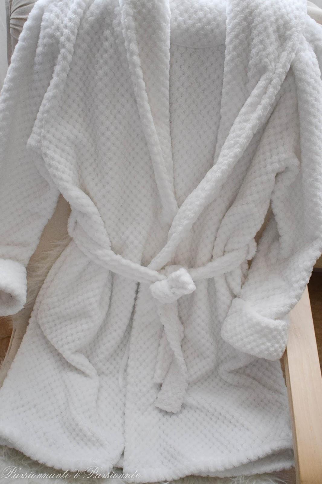 robe de chambre Babou