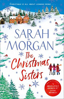 Christmas Sisters by Sarah Morgan cover