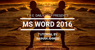 MS Word  2016 Tutorial Part 1 Introduction And Installation