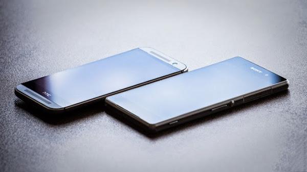 Sony Xperia Z2 vs. HTC One M8