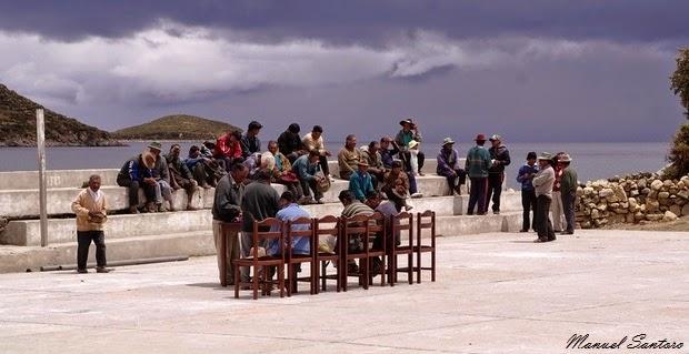 Isla del Sol, Cha'llapampa