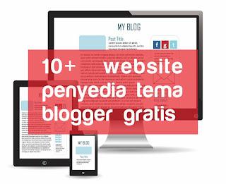 Template Blogger Gratis dan Responsif
