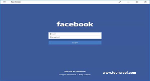 تحميل برنامج فيس بوك عربى
