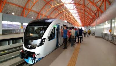LOKER Technician Maintenance LRT PALEMBANG LEN REKAPRIMA SEMESTA 2019
