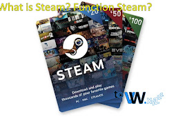 What is Steam? How to Use Steam?