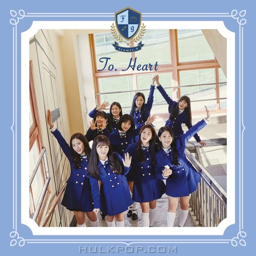 fromis_9 – To. Heart – EP (FLAC + ITUNES PLUS AAC M4A)