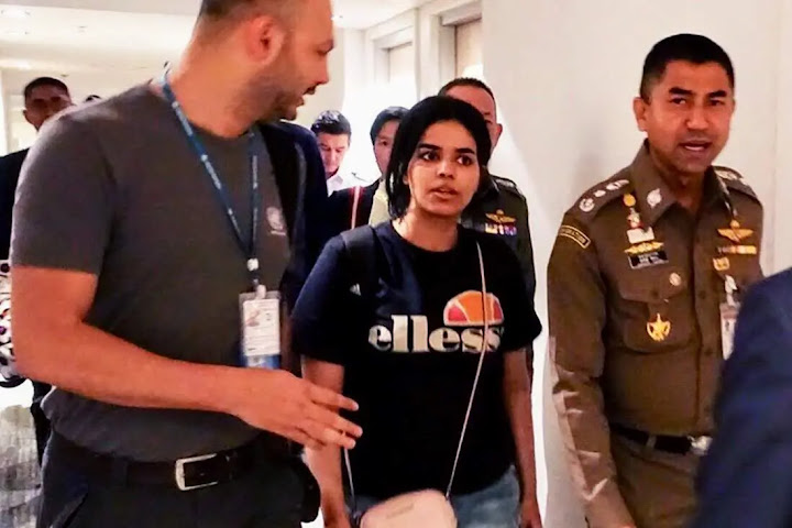 Бежавшая от Ислама: Таиланд принял беженку из Саудовской Аравии — Thai Notes