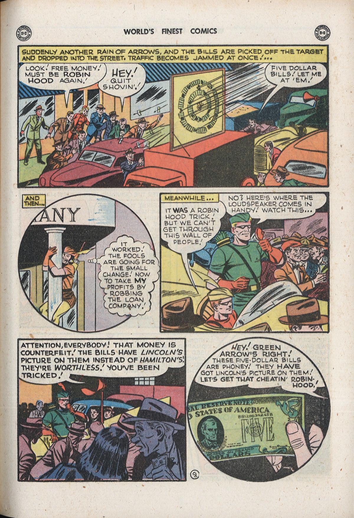 Read online World's Finest Comics comic -  Issue #33 - 25
