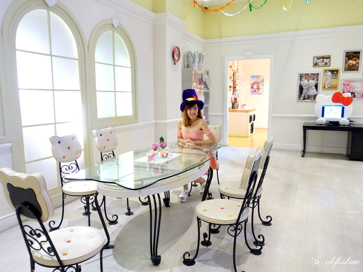 oh{FISH}iee: Hello Kitty House in Nusajaya, Johor