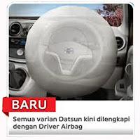 datsun airbag