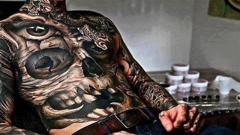 Dünyanın En İyi Dövmeleri - Tattoo Çeşitleri