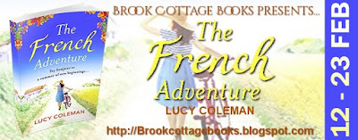 French Village Diaries book review The French Adventure Lucy Coleman Brook Cottage Books blog tour