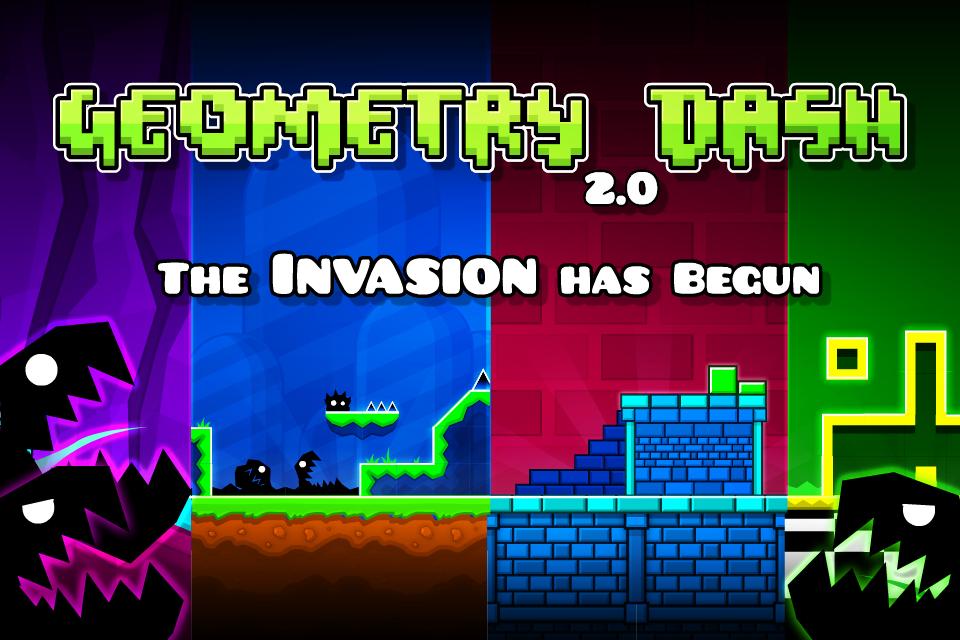 geometry dash download ios