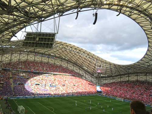 Marseille Again.