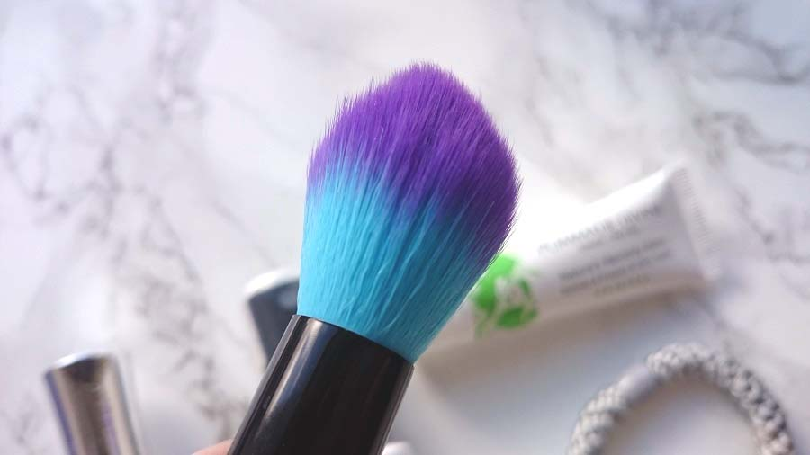 pretty makeup brushes, mermaid makeup brush, spectrum collections makeup brush, beauty box subscriptions