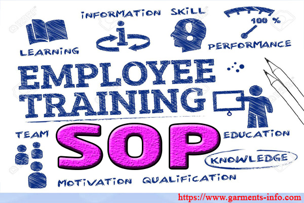 SOP  for Employees Training | Standard operating procedure of Employees Training | Garments-Info