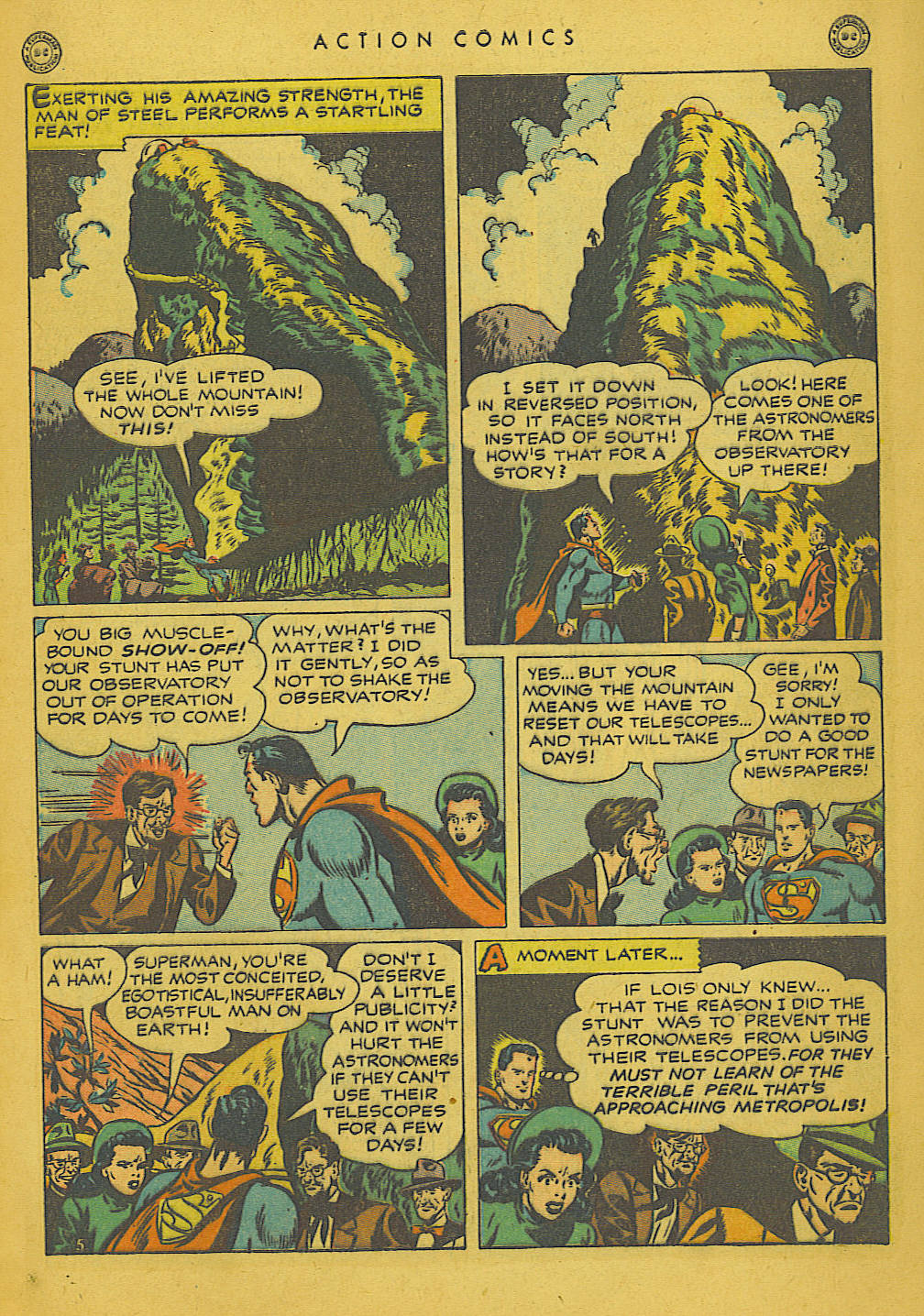 Action Comics (1938) 136 Page 5