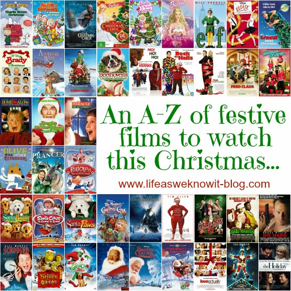 here is a great list for ideas for kids movies add in some popcorn and hot chocolate in pjs and youve got one of the best ways to spend a cold december - Best Christmas Movies List