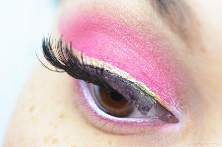 Sailor Moon Blogparade Cosplay Makeup Sailor Chibi Moon